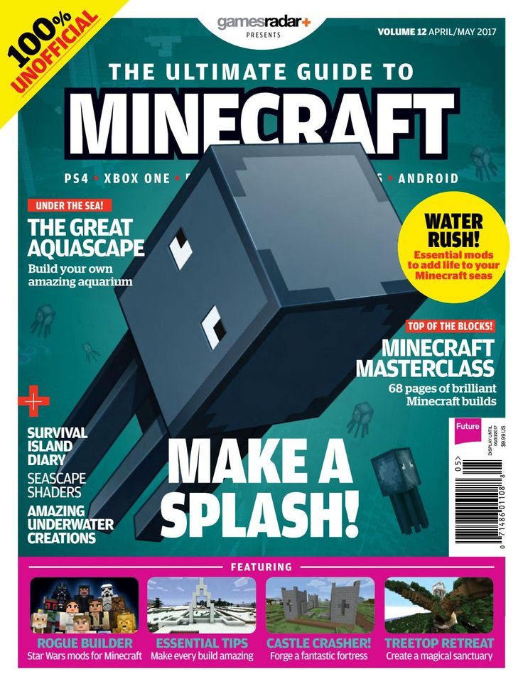 Minecraft US 12 (Sampler) by Future PLC - issuu