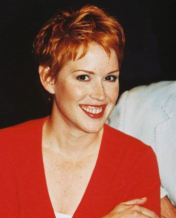 current picture of molly ringwald | And so she's not surprisingly nervous her ten-year-old year child ...