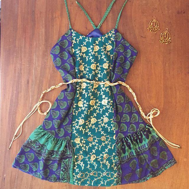 Vestido DREAM || encontralo hoy hasta las 14.30 hs en guido 1944 1 A #party #dress #showroom #pajaro