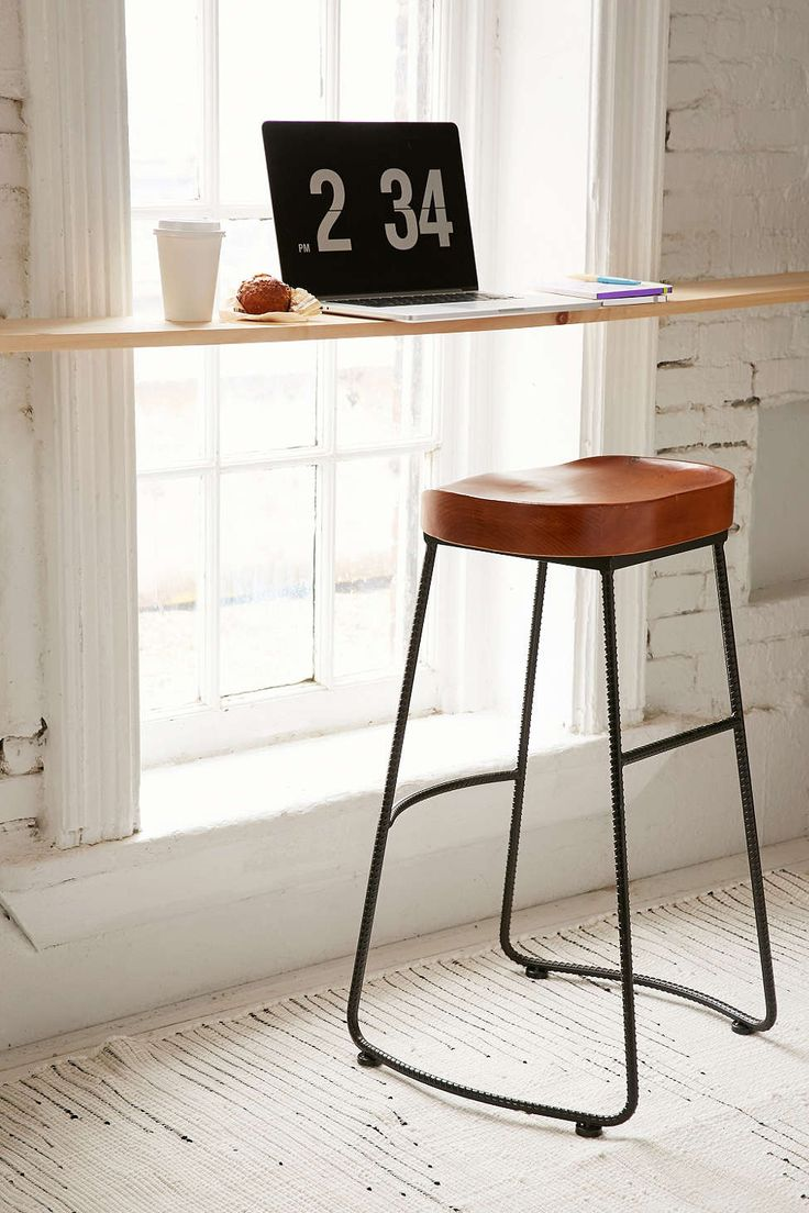 61 best Bar stools for kitchen images on Pinterest | Kitchen ...