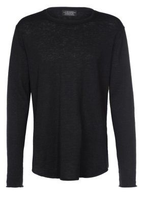 FRONT - Jumper - black