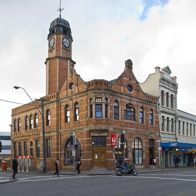 Newtown posto office kings street foto by ghee on flickr
