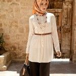 2013 hijab dress for summer wearing
