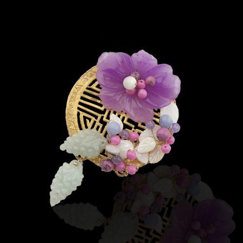 BROOCH - quality handcrafted art jewelry jewelry minhwi MINWHEE ART JEWELRY