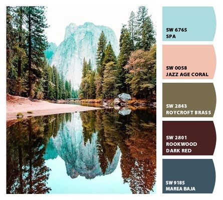ColorSnap by Sherwin-Williams. ChipCard by Reni Apostolova.