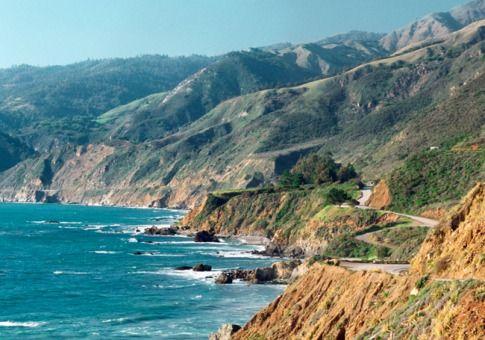 Pacific Coast Highway, CA