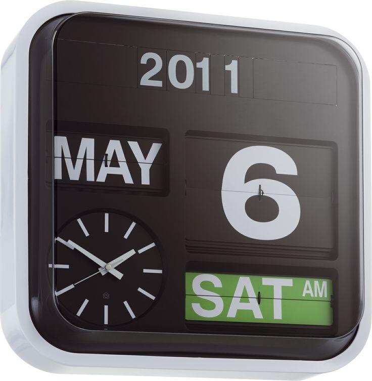 Black Kitchen Clock Argos: 32 Best Kontor, Media & Förvaring Images On Pinterest