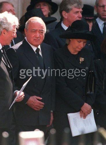 Diana's Funeral - princess-diana Photo