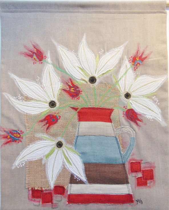 Buy Lilies, Collage by Monica Green on Artfinder. Discover thousands of other original paintings, prints, sculptures and photography from independent artists.