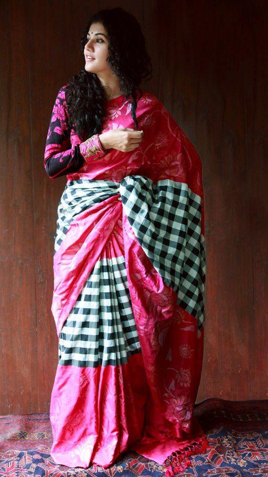 Indian Jewellery and Clothing: Designer Gaurang shah sarees....
