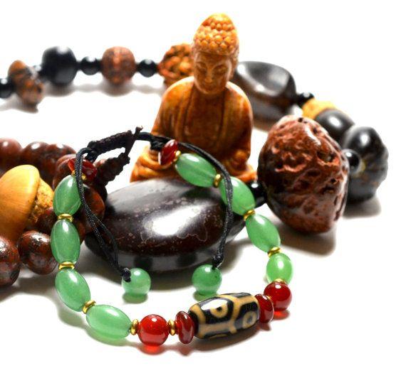 Elegant Good Luck Tibetan Longevity Turtle by FortuneJadeJewelry, £32.00