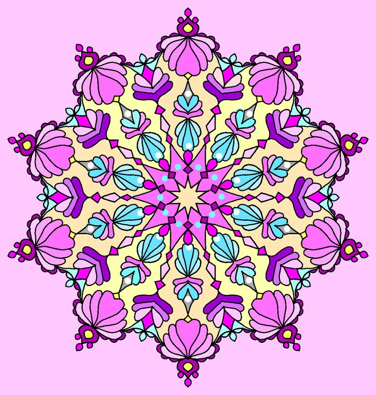 Where to download Free Digital coloring pages, mandalas ...