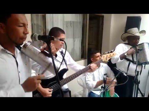 Parranda Vallenata en vivo  LOS SABANALES  Cel y Whatsapp 310 366 9881