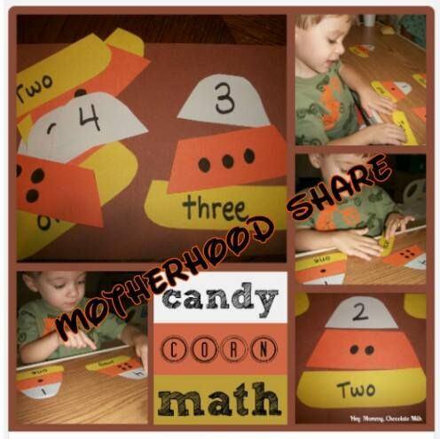 Candy Corn Math!