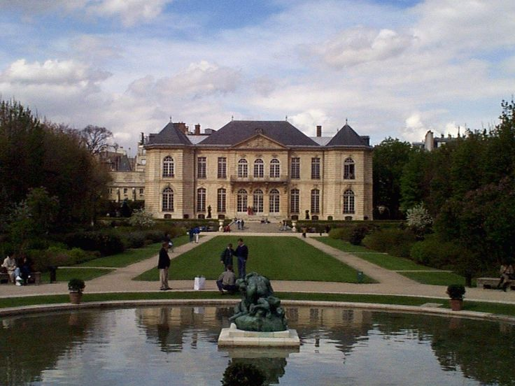 The history of the Rodin Museum dates back to 1728, when Abraham Peyrenc de Moras, a rich financer, dreamt of building ' the finest town house in Paris'. Description from onealwebsite.com. I searched for this on bing.com/images