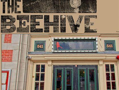 Beehive, Tremont Street, Boston.  Great Jazz Brunch.