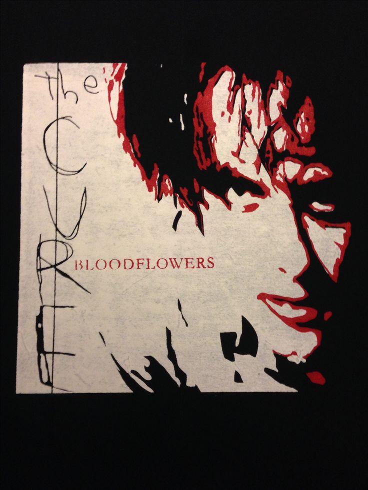 """""""The Cure"""" Diseño y Estampado en Serigrafía. BRUGGE Diseño y Producción."""