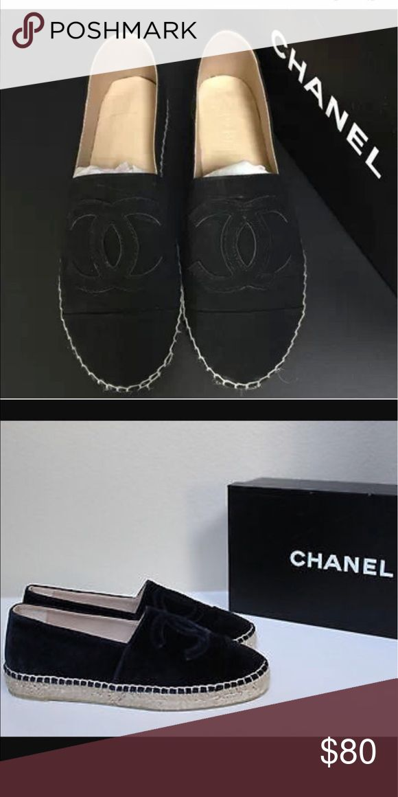 Amazing Chanel espadrilles Elite look for not the price!! Amazing shoes that give the look you want! CHANEL Shoes Espadrilles