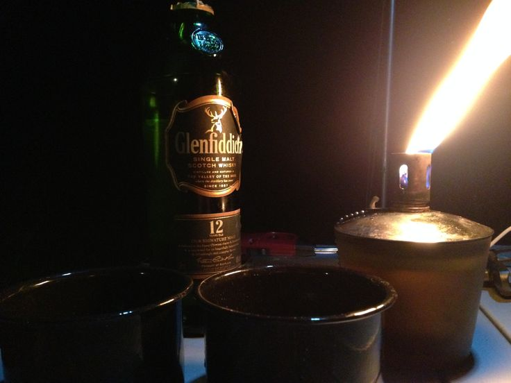 #nightcap by the #campfire