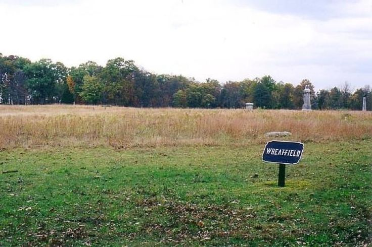 The 115th Pennsylvania/17th Maine Wheatfield Stone Wall Controversy
