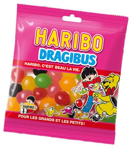 Haribo's Dragibus