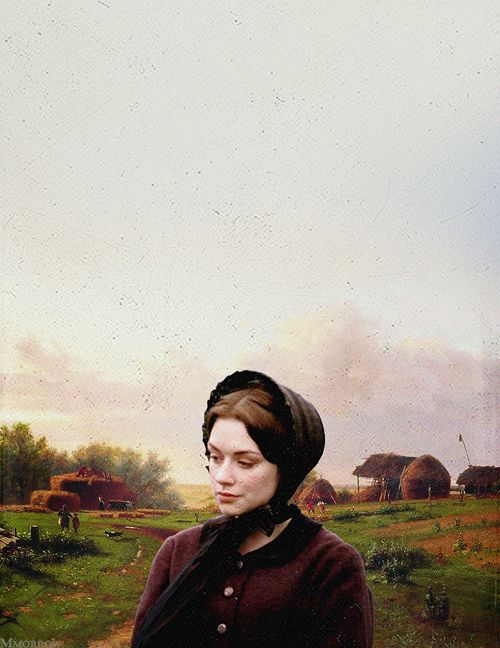 "Daniela Denby-Ashe, Margaret Hale....""South"" <3 North & South (TV, Mini-Series, 2004) #elizabethgaskell"