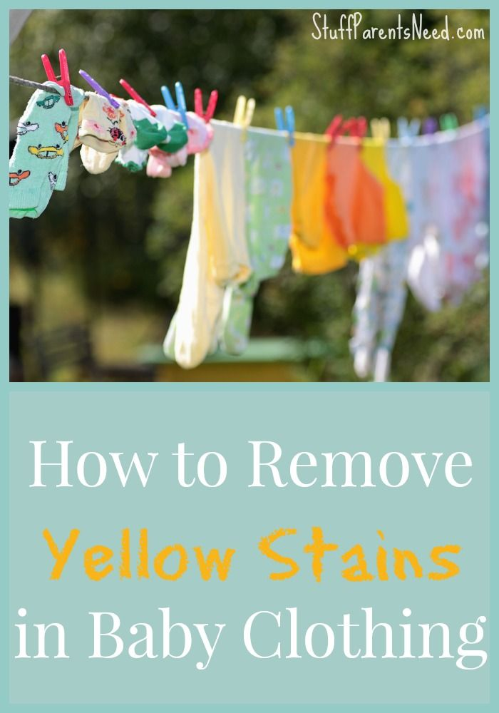 The 25 Best Remove Yellow Stains Ideas On Pinterest
