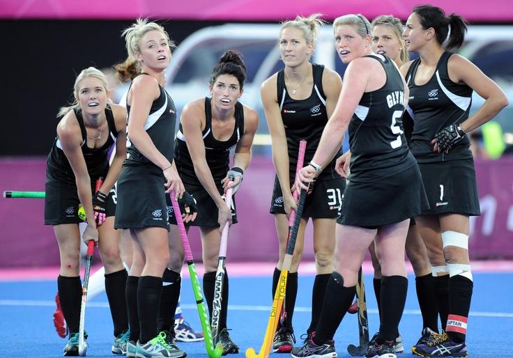 New Zealand Olympics Womens Hockey