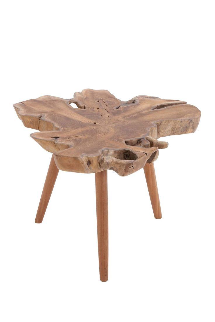 Wood Teak Table by UMA on @HauteLook