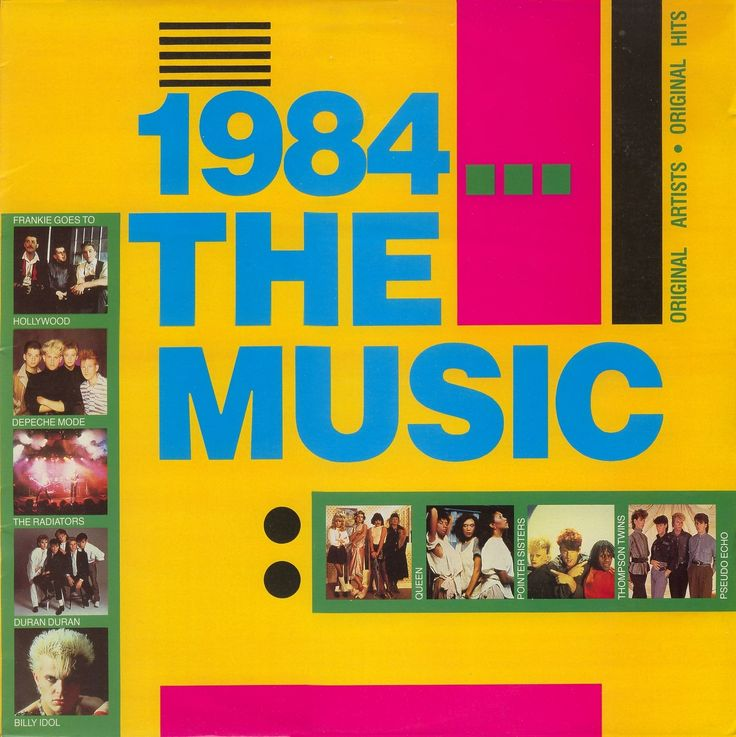 1984 The Music
