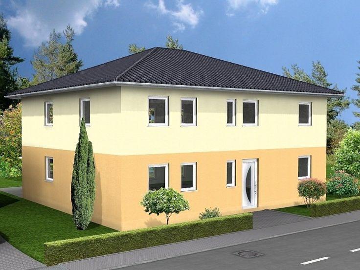 Die besten 25 fertighaus mit einliegerwohnung ideen auf for Stadtvilla zweifamilienhaus