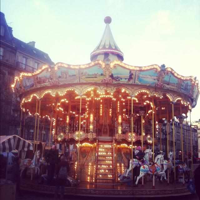 #Carrousel #Paris Hôtel de Ville