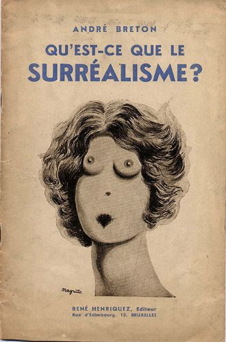 "André Breton - Quest-ce que le surréalisme? André Breton was a French writer and poet. He is known best as the founder of Surrealism. His writings include the first Surrealist Manifesto (Manifeste du surréalisme) of 1924, in which he defined surrealism as ""pure psychic automatism""."