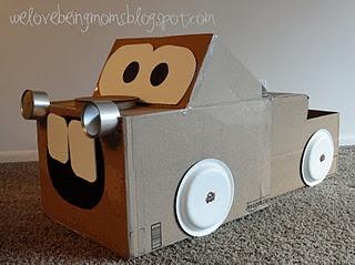 Cardboard Mater Tutorial!