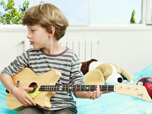 A cool way to teach kids guitar