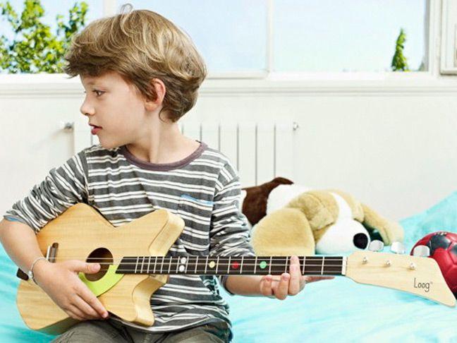 A cool way to teach kids guitar