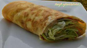 Hamis tortilla és palacsinta (paleo tortilla és palacsinta recept) ~ Éhezésmentes Karcsúság Szafival