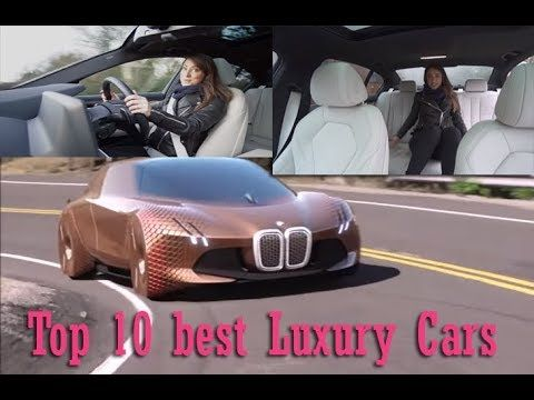 Top 10 Best Luxury Cars in the World 2017-2018   Price Less