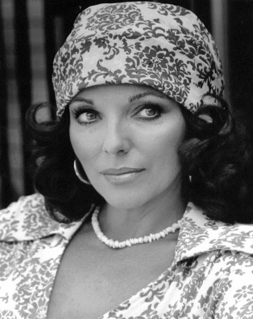 Joan Collins  - celebrity, beauty