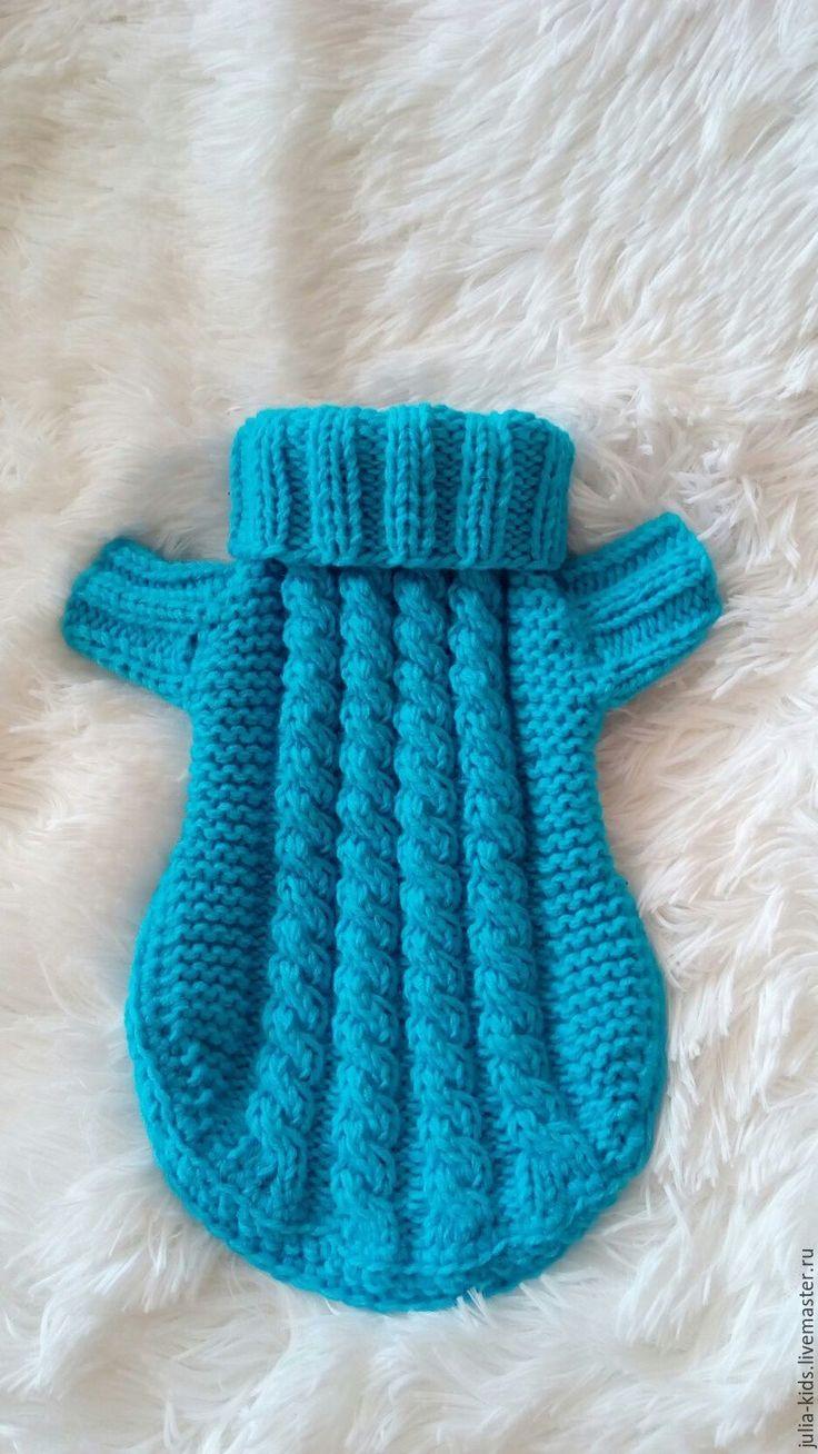 Свитер для маленькой собачки – купить или заказать в интернет-магазине на Ярмарке Мастеров   Яркий, тёплый, мягкий свитер для маленькой…