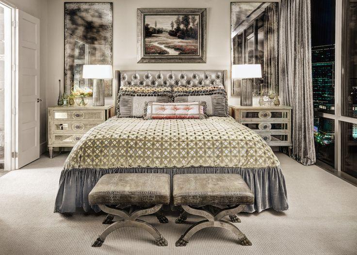34 best grandeur bedrooms images on pinterest bedroom designs master bedroom design and sheet for Interior design firms fort worth tx