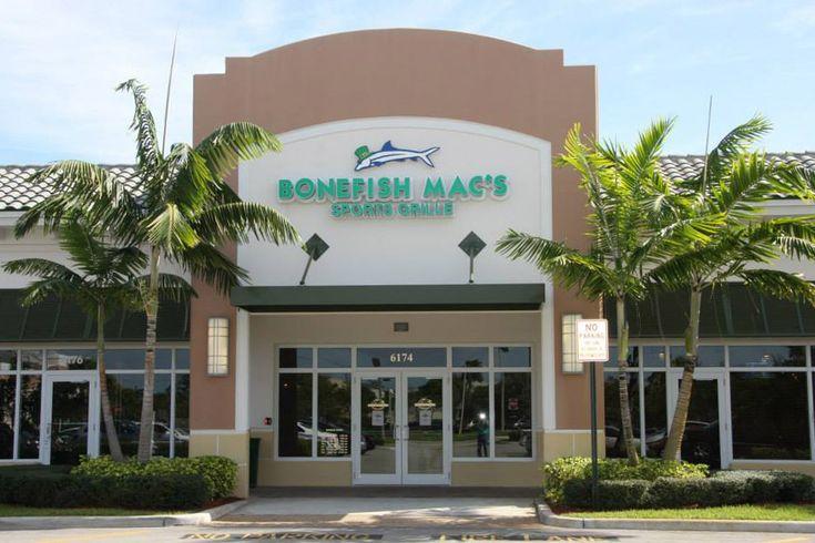 Bonefish Macs - Coral Springs Florida