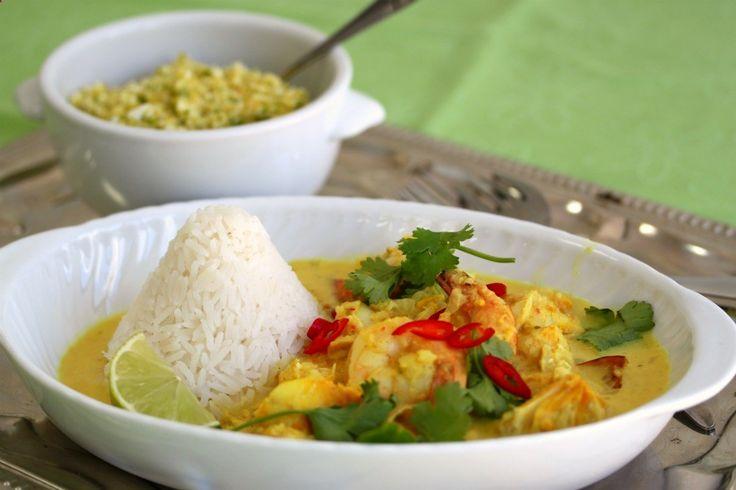 Malabar Fish Curry #thermomix