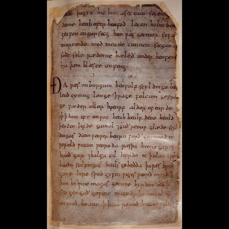 neidorf dating of beowulf poem