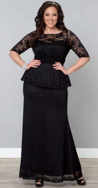 F f black dress untuk