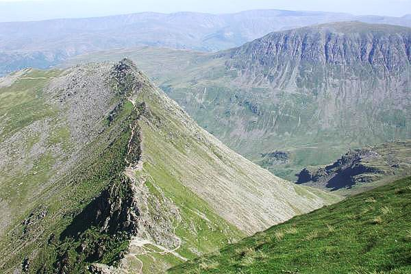 Do a 'Wainwright Walk' in The Lake District.