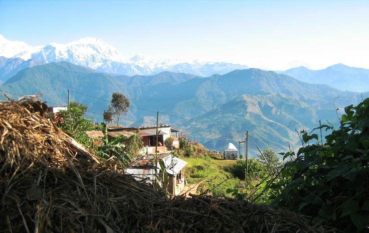 Sarangot, Nepal