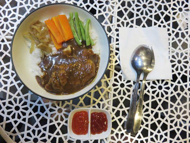 Rice Bowl Chicken black pepper