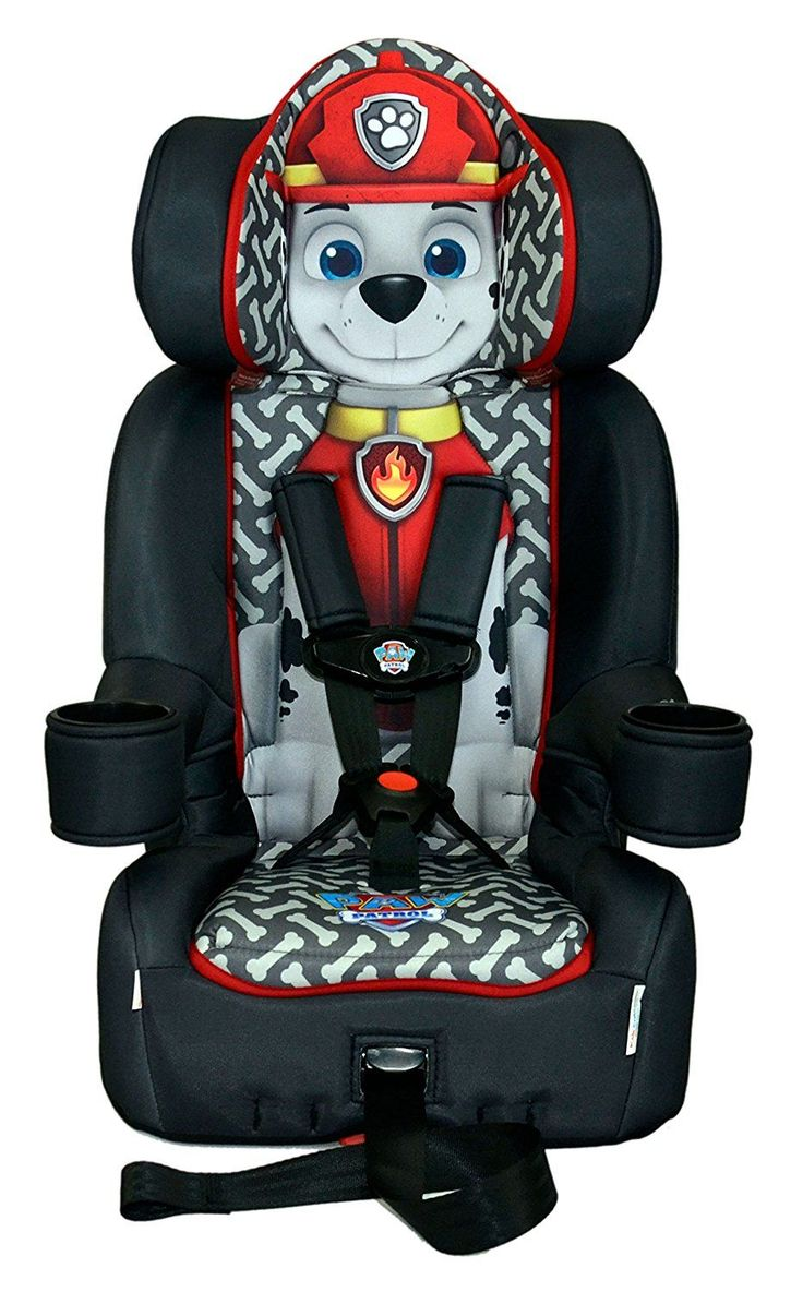 awesome Nickelodeon KidsEmbrace Combination Toddler Harness Booster Car Seat, Paw Patrol Marshall