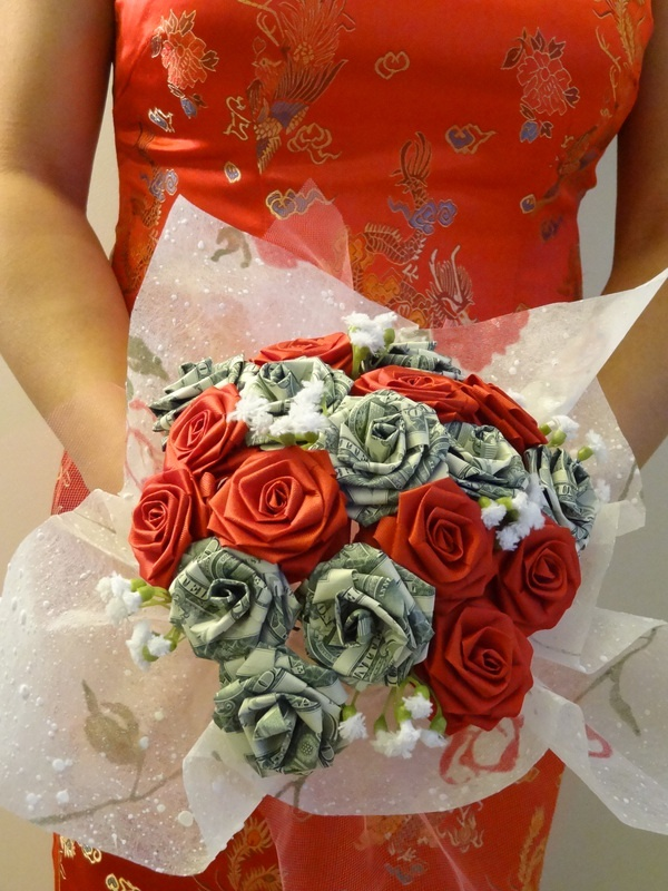 105 Best Money Flower Images On Pinterest Money Flowers